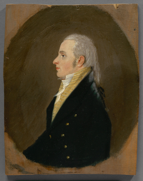 Isaac Darlington Portrait