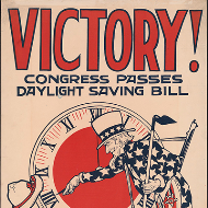 From the Blog: Time Travel: Daylight Saving Time and the House