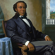 Joseph Rainey of South Carolina was the first African American to serve in the House of Representatives.