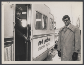 Ned Pattison and His Mobile Office