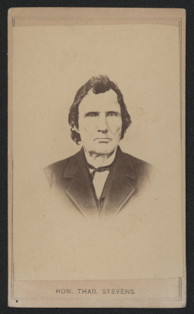 Thaddeus Stevens of Pennsylvania