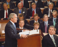 <i>President George W. Bush State of the Union</i>
