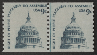 Postage Stamps Featuring the Capitol Dome