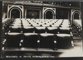 New Seats in House of Representatives, 1913