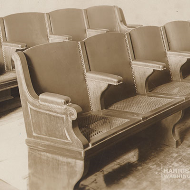 From the Blog: Where the Seats Have No Name