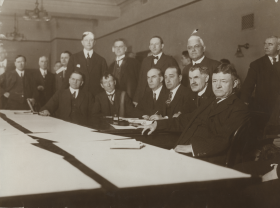 The Rules Committee, 1917
