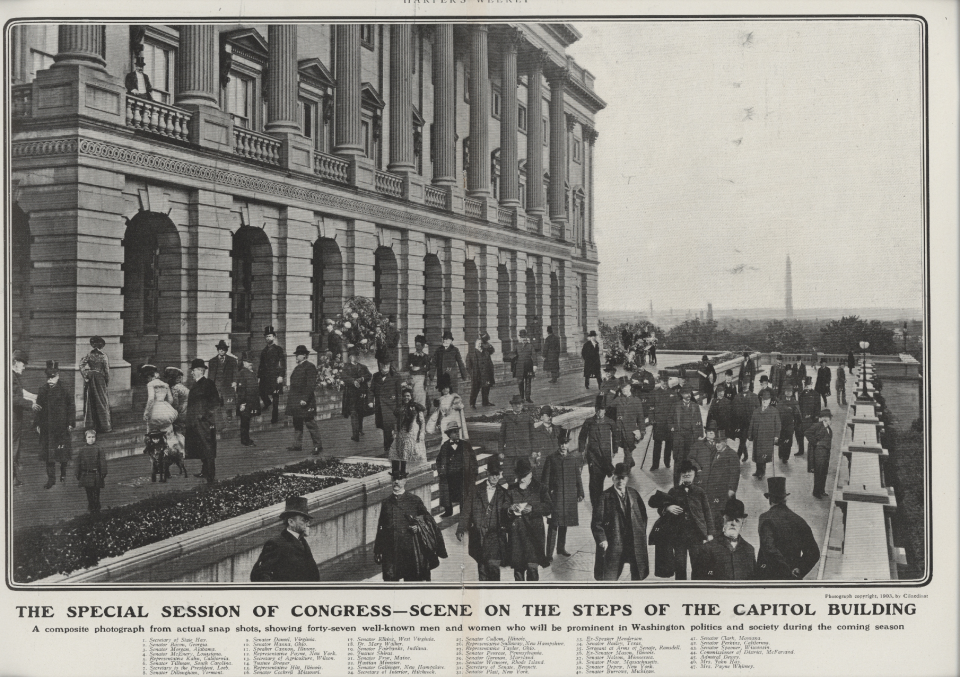 The Start of the 58th Congress