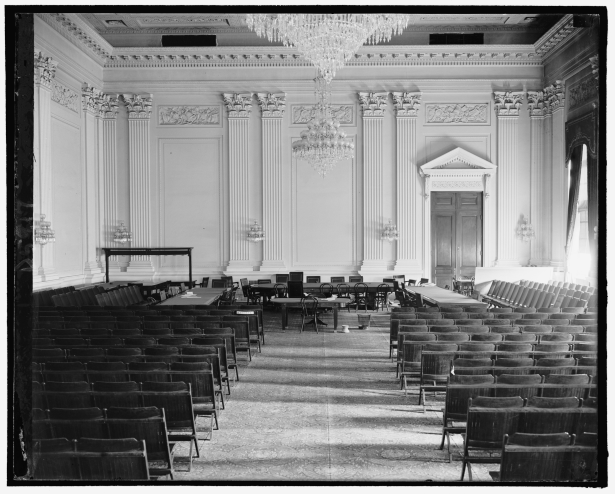 Caucus Room, Cannon House Office Building