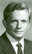 <em>Congressman Paul Findley of Illinois</em>