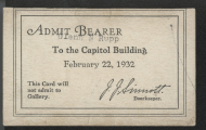<em>Capitol Building Pass</em>