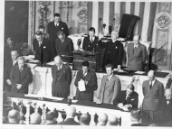 <em>80th Congress Convenes, 1947</em>