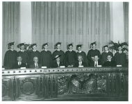 <em>House Page School Graduation, 1944</em>