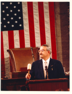 <em>Donnald Anderson on an Opening Day of Congress</em>
