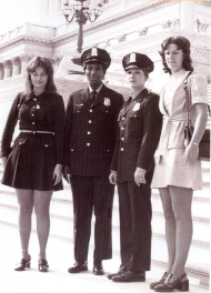 The First Female Capitol Police Officers