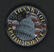 "<em>""Thank you Capitol Police""</em>"