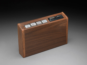 Early Electronic Voting Machine