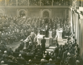 Joint Session of Congress, 1945