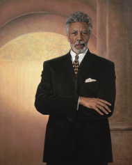 Ronald V. Dellums Portrait, 1997
