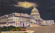 A 19th-Century Halloween Prank in the Capitol
