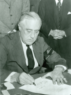 The Lend-Lease Act of 1941