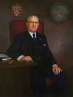 The House Unveils the Hebert Portrait