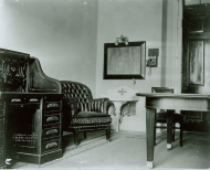 An early Member office in the Cannon House Office Building