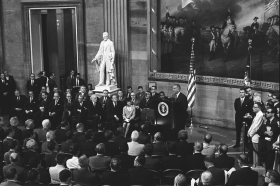 Voting Rights Act Signing Ceremony