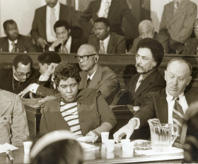 Barbara Jordan and Ronald Dellums