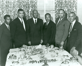 Civil Rights Leaders in 1963