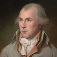James Madison's portrait