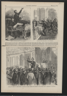 <em>The Last Speech on Impeachment - Thaddeus Stevens Closing the Debate in the House</em>