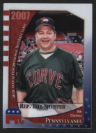 <em>Bill Shuster Congressional Baseball Game Baseball Card</em>