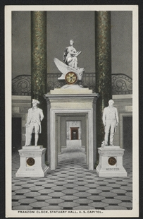 Statuary Hall Postcard