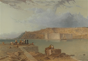 Fort Tompkins and Fort Wadsworth, New York