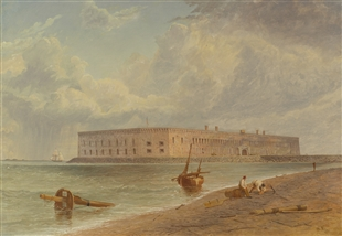 Fort Sumter, South Carolina, Before the War