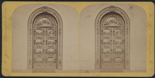Columbus Doors Stereoview