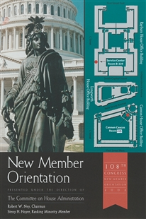 New Member Orientation Poster
