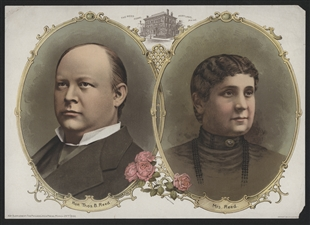 Hon. Thos. B. Reed and Mrs. Reed