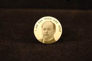 Thomas Brackett Reed Lapel Pin