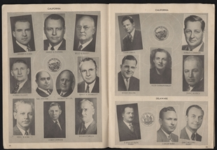 Pictorial Directory of the 80th Congress
