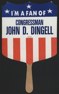 John David Dingell, Jr. Fan
