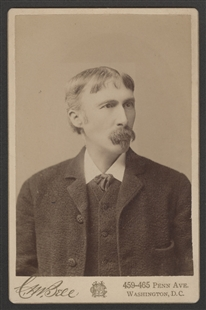 William Walter Phelps Carte-de-Visite