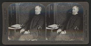 Joe Cannon Stereoview