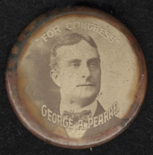 George Alexander Pearre Lapel Pin