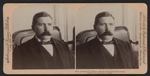 Jonathan Dolliver Stereoview