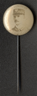 Rufus King Polk Stickpin