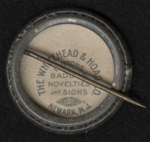 William Nathaniel Rogers Lapel Pin