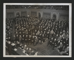 President Truman's 1950 State of the Union Address