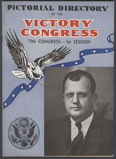 Pictorial Directory of the Victory Congress, 79th Congress—1st Session