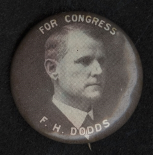 Francis Henry Dodds Lapel Pin